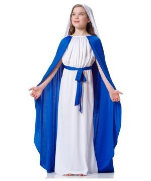 Girls Biblical Mary Costume