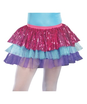 Girls Dance Craze Sequin Tutu