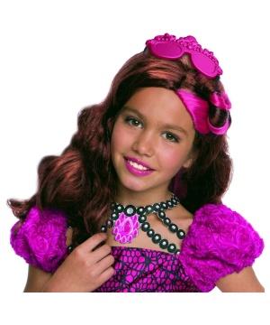 Girls High Briar Beauty Wig