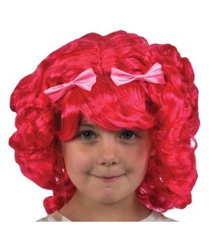 Girls Lalaloopsy Tippy Tumblelina Wig