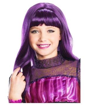 Girls Monster High Elissabat Wig