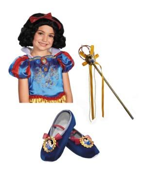 Girls Snow White Kit