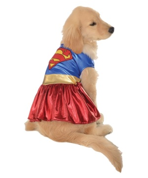 Girls Super Pet Costume