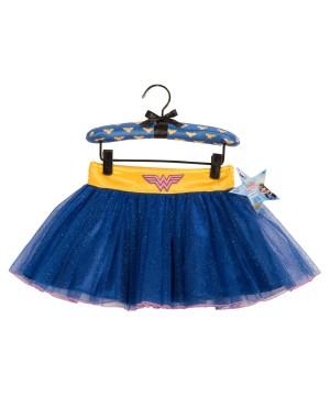 Girls Tutu Skirt on Hanger