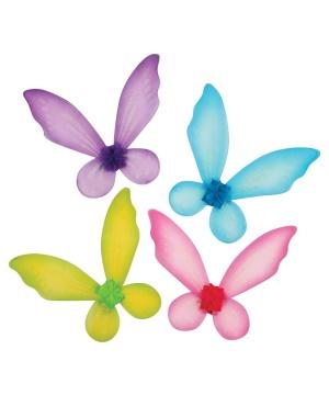 Girls Whimsical Fairy Wings