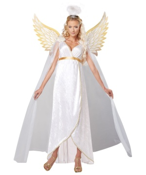 Guardian Angel Women Costume