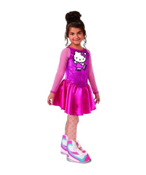 Hello Kitty Skater Girls Costume