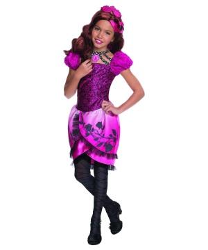 High Briar Beauty Princess Child Costume