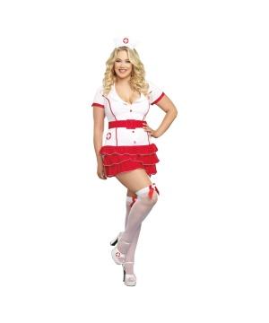 Hospital Hottie plus Costume