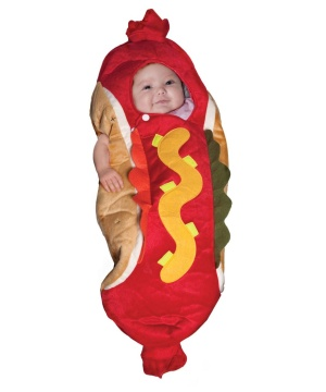 Hot Dog Babies Costume