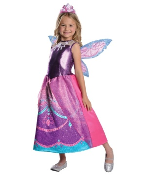 Kids Barbie Catania Costume