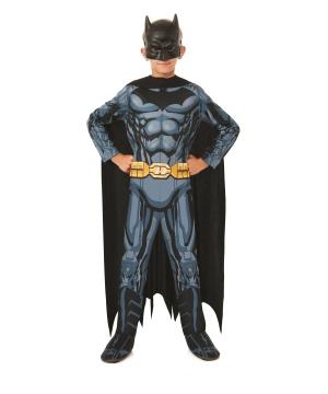 Kids Batman Jumpsuit Costume