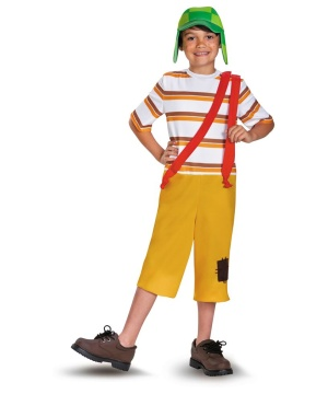 Kids El Chavo Costume