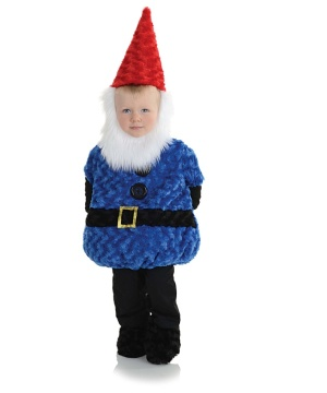 Kids Gnome Costume