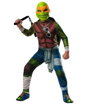 Kids Ninja Turtles Michelangelo Costume