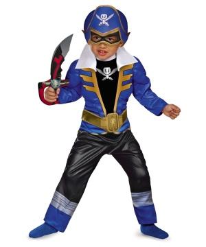 Kids Power Rangers Super Megaforce Costume