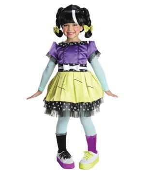 Lalaloopsy Scraps Sewn Girls Costume