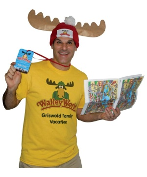 Lampoon Vacation Walley World Costume