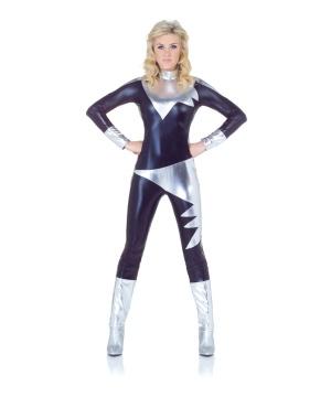 Lightning Woman Costume