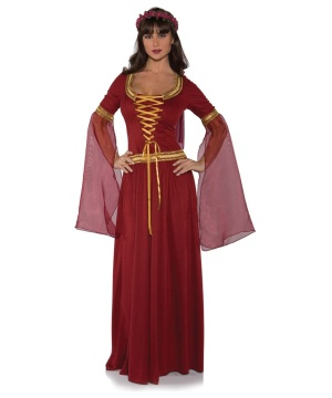 Maiden Womens Costume