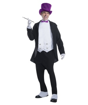 Mens Batman Penguin Costume Theatrical