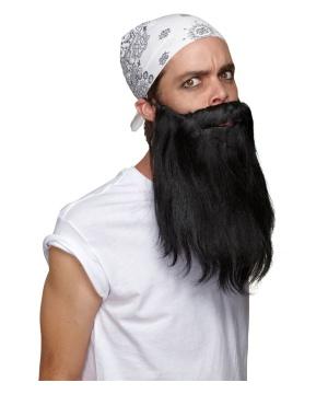 Mens Beard Mustache