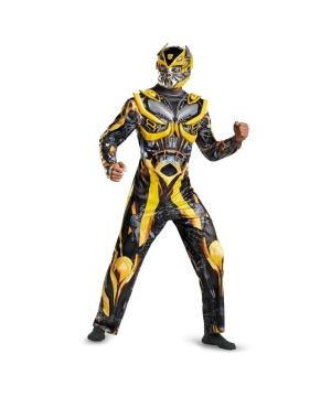 Mens Extinction Bumblebee Costume