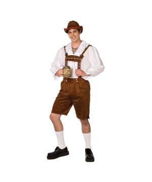 Mens German Costume
