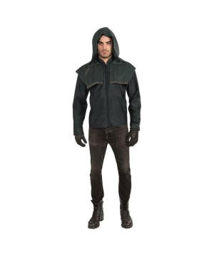 Mens Green Arrow Costume