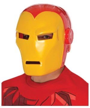 Mens Iron Man Mask