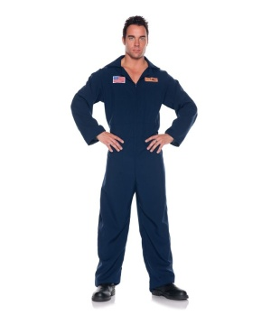 Mens Marines Jumpsuit Costume