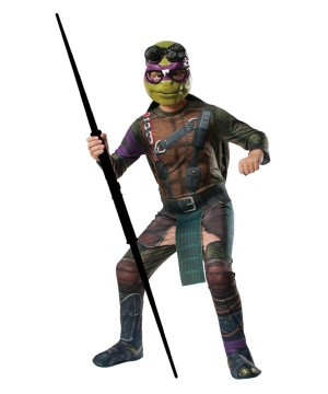 Mens Ninja Turtle Donatello Costume