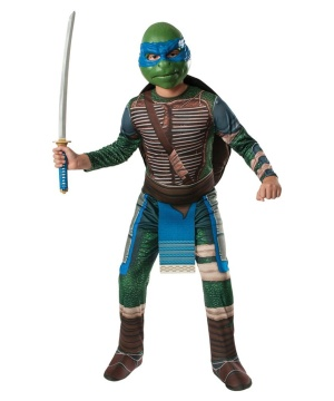 Mens Ninja Turtle Leonardo Costume