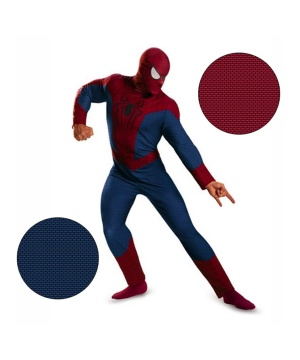Mens Spider Man Movie Costume