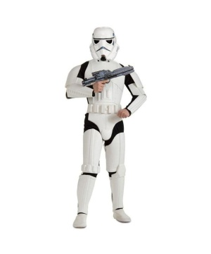 Mens Star Wars Stormtrooper Costume
