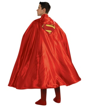 Mens Superman Cape