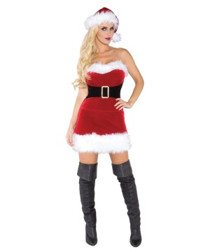 Mistress Clause Womens Costume