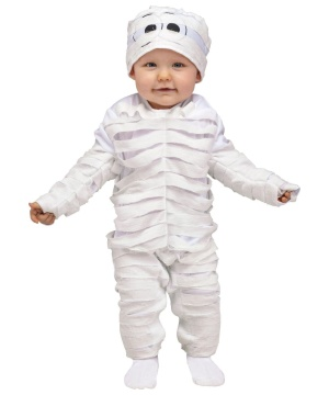 My Mummy Baby Costume