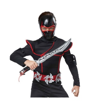 Ninja Mask Sword Set