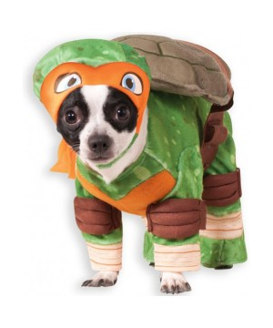 Ninja Turtles Michelangelo Pet Costume