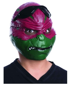 Ninja Turtles Raphael Boys Mask