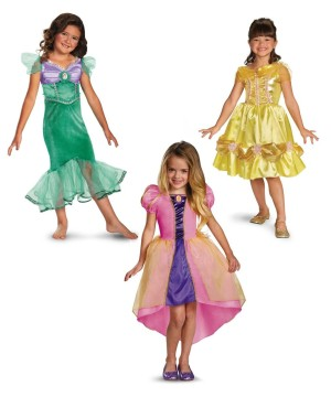 Rapunzel Disney Princess Costume Set
