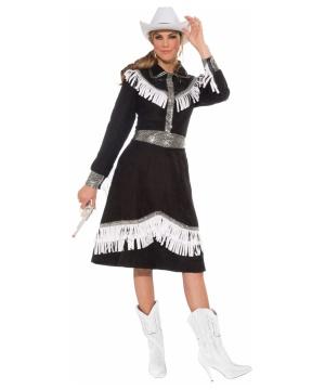 Rodeo Queen Womens Costume