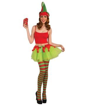 Sassy Elf Tutu