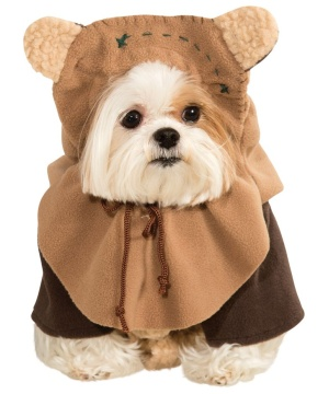 Star Wars Ewoks Pet Costume
