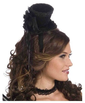 Steampunk Headband Hat