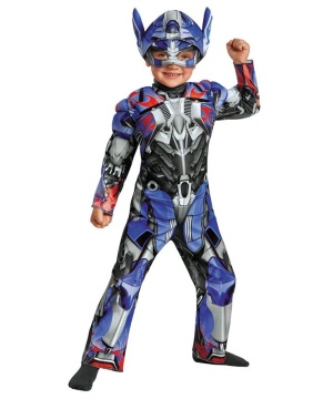 Transformers Optimus Prime Toddler Costume