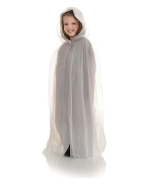 Tulle Kids Cape