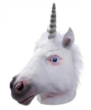 Unicorn Mask Latex
