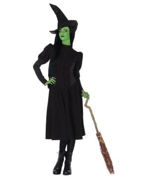 Wicked Elphaba Womens Costume